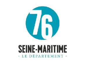 Logo du département 76 Seine-Maritime