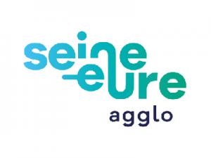 Logo Seine-Eure agglo