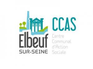 Logo CCAS Elbeuf-sur-Seine
